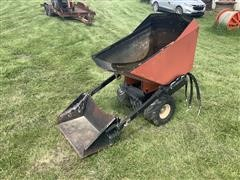 2008 DitchWitch R150/R230/R300 Dump Bed Cart