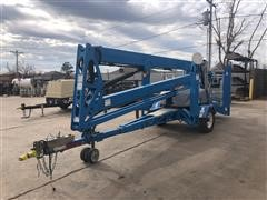 2013 Genie TZ-50 Towable Boom Lift