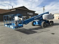 2012 Genie S60X Telescopic Boom Lift