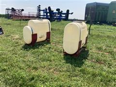 Snyder 200-Gal Fertilizer Tanks