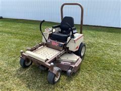 2018 Grasshopper 126 Zero Turn Riding Lawn Mower