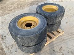 Caterpillar 12-16.5NHS Skid Steer Tires