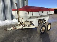Coop 1851 T/A Dry Fertilizer Spreader