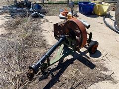 Berkeley B3JRMBMCCW Pump On Cart