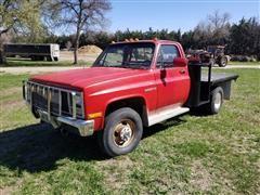 1989 GMC 3500 Pickup