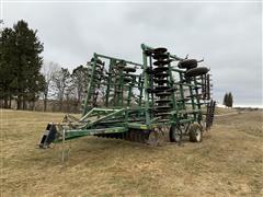 Great Plains Disc-O-Vator Series VI Soil Finisher