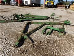 Houck Double Drill Hitch