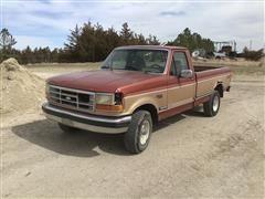 1994 Ford F150 4x4 Pickup