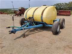 Wil-Rich / Blumhardt 1000-Gal Portable Liquid Fertilizer Tank