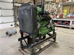 John Deere 6068T 6.8L Diesel Power Unit
