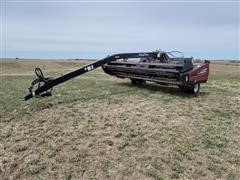 2007 MacDon A30-S Windrower