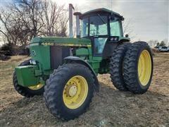 1983 John Deere 4450 MFWD Tractor