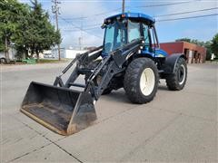 2011 New Holland TV6070 4WD Bi-Directional Tractor