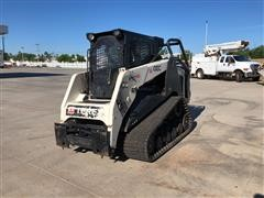Terex PT-110 Forestry Edition Compact Track Loader