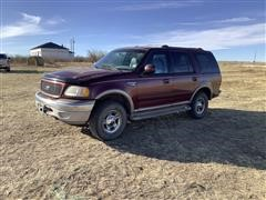 2001 Ford Expedition SUV