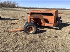 Rowse Pull-Type Dirt Scraper