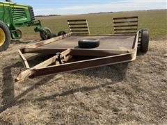 Jantz ST12 Swather Trailer