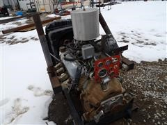 Ford 460 V8 Power Unit & Clutch