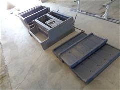 Parts Racks For Service Van