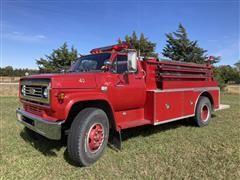 1983 Chevrolet 70 Tanker Truck