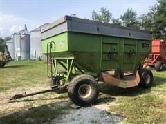 Parker 4000 Grain Cart