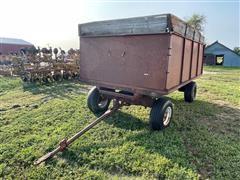 Stan-hoist Dump Wagon