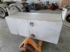 Aluminum Storage Toolbox