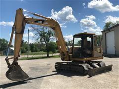 1998 Caterpillar 307B Midi Excavator