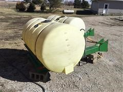 Agri-Products / John Deere Helicopter-Mount Dura-LIFE Tanks