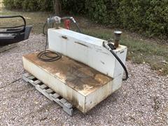 Pickup Fuel Tank W/Pump