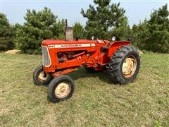 1967 Allis-Chalmers D17 Series IV 2WD Tractor