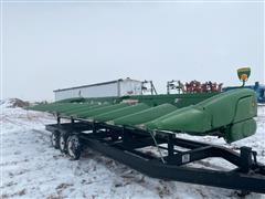 John Deere 612C 12-Row Corn Header