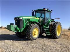 2004 John Deere 8220 MFWD Tractor