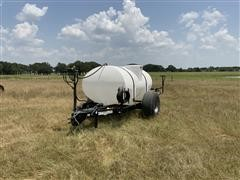 Wiley 800-Gal LCS Sprayer Trailer