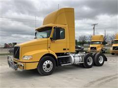 2010 Volvo VNM64T T/A Truck Tractor