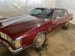 1981 Oldsmobile Diesel Ninety Eight Regency