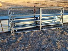 Farm Master Galvanized Gates