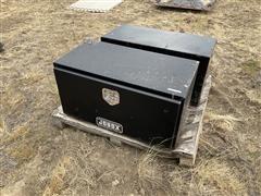 Jobox Pickup Side Boxes