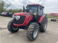 2015 Mahindra 105P MFWD Tractor