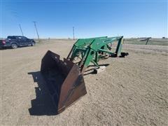 Farmhand F258 Loader W/ Bucket