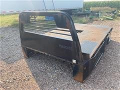 """CM Truck Beds 7'6""""x11'4"""" Utility Bed"""