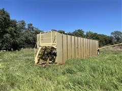 2011 Hy-Tech 500 Barrel Frac Tank