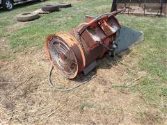 """Butler 27"""" Dryer Fan & Plenum"""