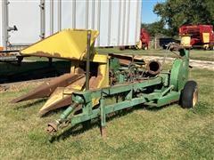 John Deere E0038 Pull-Type Forage Harvester
