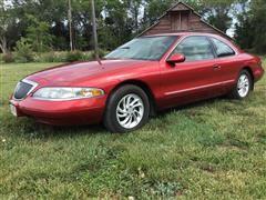 1997 Lincoln Mark VIII 2 Door Coupe