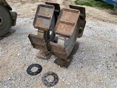 Chief Walker Wheel Steel Pivot Wheels