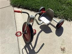 Angeles Silver Rider Tricycle