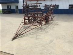Melroe 7 Section Drag W/Cart