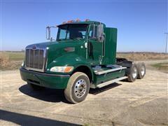 2013 Peterbilt CNG T/A Truck Tractor