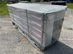 Steelman 10FT-25D-01B Industrial Work Bench